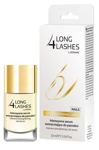 AA OCEANIC 4 LONG LASHES INTENSIVE STRENGTHENING NAIL SERUM