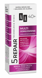 AA OCEANIC 5REPAIR AGE TECHNOLOGY MULTI REJUVENATION EYE CREAM 40+
