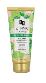 AA OCEANIC ETHNIC BEAUTY JAPANESE RITUAL BODY LOTION RELXING & SMOOTHING
