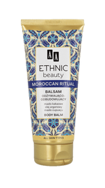 AA OCEANIC ETHNIC BEAUTY MOROCCAN RITUAL BODY LOTION NOURISHING & REBUILDING