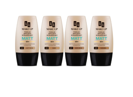 AA OCEANIC MAKE UP MATT MATTIFYING & SMOOTHING FOUNDATION 16h LONG LASTING