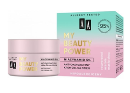 AA OCEANIC MY BEAUTY POWER ANTIOXIDANT DAY CREAM GEL FOR FACE HYPOALLERGENIC