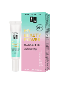 AA OCEANIC MY BEAUTY POWER ILLUMINATING EYE GEL CONCENTRATE HYPOALLERGENIC