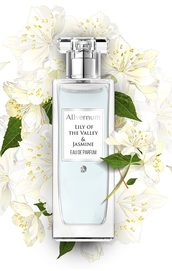 ALLVERNE ALLVERNUM LILY OF THE VALLEY & JASMINE  FRAGRANCE EAU PARFUM WATER