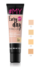 BELL EVERY DAY MAKE-UP HEALTHY SMOOTH RADIANT NATURAL SKIN FOUNDATION
