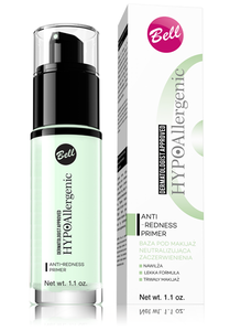 BELL HYPOALLERGENIC ANTI-REDNESS MAKE-UP PRIMER BASE