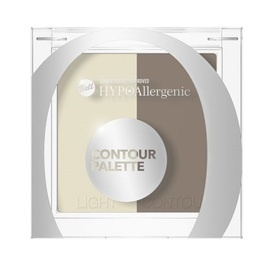 BELL HYPOALLERGENIC CONTOUR FACE PALETTE WITH MATT FINISH
