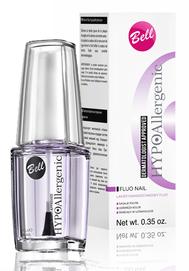BELL  HYPOALLERGENIC FLUO NAIL TOP COAT  UV