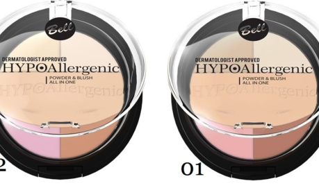 BELL HYPOAllergenic POWDER & BLUSH ALL IN ONE