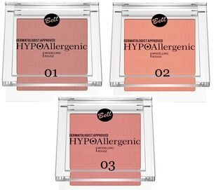BELL HYPOAllergenic ROUGE BLUSH MODELLING