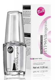 BELL HYPOALLERGENIC SHINY NAIL TOP COAT