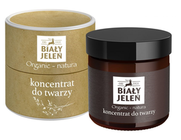 BIALY JELEN - WHITE DEER ORGANIC NATUR FACE CONCENTRATE CREAM FOR DRY ATOPIC SKIN