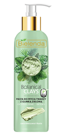 BIELENDA BOTANICAL CLAYS FACE WASHING PASTE WITH GREEN CLAY CLEANING & DETOX