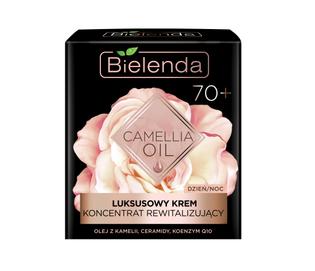 BIELENDA CAMELLIA OIL LUXURY FACE CREAM  CONCENTRATE REVITALIZATION  70+ DAY NIGHT