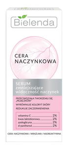 BIELENDA CAPILLARY SKIN FACE SERUM REDNESS REDUCTION