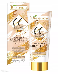 BIELENDA COLOR CONTROL 10IN1 MULTIFUNCIONAL BODY CREAM CORRECTOR
