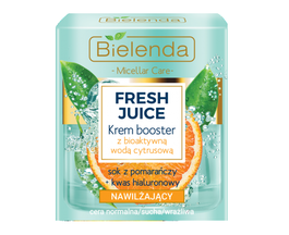 BIELENDA FRESH JUICE FACE CREAM BOOSTER MOISTURIZING ORANGE