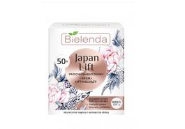 BIELENDA JAPAN LIFT ANTIWRINKLE LIFTING FACE CREAM 50+ DAY