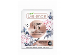 BIELENDA JAPAN LIFT ANTIWRINKLE SMOOTHING FACE CREAM CONCENTRATE 40+ NIGHT
