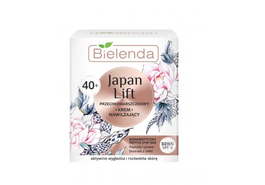 BIELENDA JAPAN LIFT ANTIWRINKLES MOINTURISING FACE CREAM 40+ DAY