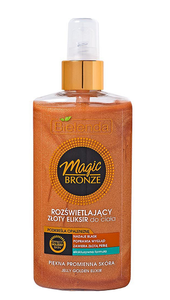 BIELENDA MAGIC BRONZE JELLY GOLDAN ELIXIR FOR BEAUTIFUL TAN