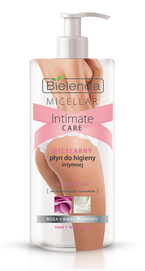 BIELENDA MICELLAR INTIMATE HYGIENE CARE WASH TONIC WITH ROSE AND LACTIC ACID
