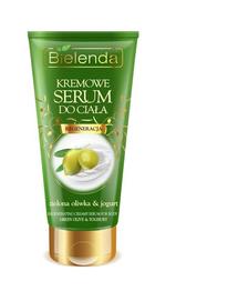 BIELENDA REGENERATING CREAMY BODY SERUM LOTION WITH GREEN OLIVE & YOGHURT
