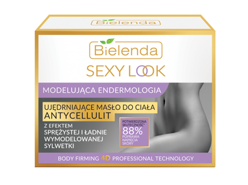BIELENDA SEXY LOOK ENDERMOLOGIE FIRMING BODY BUTTER ANTI-CELLULITE
