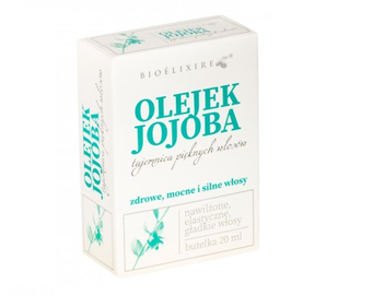 BIOELIXIRE JOJOBA OIL SERUM FOR HAIR HEALTHY & STRONG HAIR 20ml
