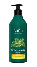 BUNA REGENERATING BODY BALM LOTION WITH MELLISA - LEMON BALM 480g
