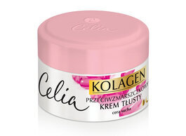 CELIA COLLAGEN + VITAMINS A ,E ANTI WRINKLE RICH CREAM