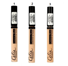 CELIA WOMAN FACE CONCEALER COVER & MATT LIQUID