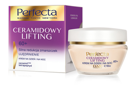 DAX COSMETICS PERFECTA CERAMIDE LIFTING FIRMING FACE CREAM DAY NIGHT 60+