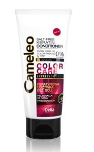 DELIA CAMELEO COLOR CARE KERATIN CONDITIONER EXPRESS COLOURED HAIR 0% SALT