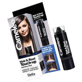 DELIA CAMELEO HAIR & ROOT TOUCH-UP STICK CORRECTOR FOR GREY & WASHED OUT HAIRS