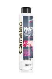 DELIA CAMELEO NEON COLOR OFF SHAMPOO COLOUR WASH OUT SPEEDS UP COLOR FADING