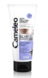 DELIA CAMELEO SILVER CONDITIONER  FOR BLOND BLEACHED GREY HAIR