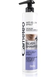 DELIA CAMELEO SILVER SHAMPOO FOR BLOND BLEACHED GREY HAIR