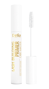 DELIA COSMETICS CARE MASTER LASH BUILDING PRIMER BASE UNDER MASCARA