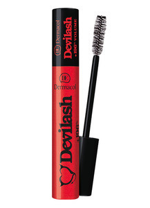 DERMACOL DEVILASH BLACK MASCARA 196% VOLUME
