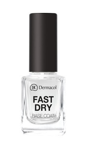 DERMACOL FAST DRY BASE COAT FOR NAILS