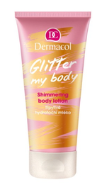 DERMACOL GLITTER MY BODY SHIMMERING BODY LOTION WITH GLITTER