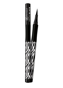 DERMACOL PRECISE BLACK EYELINER EYE MARKER LINER WATERPROOF LONG LASTING
