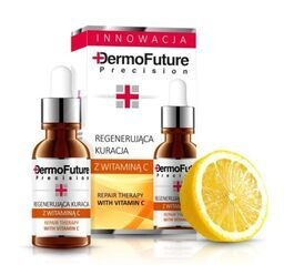 DERMOFUTURE PRECISION INTENSE FACIAL REPAIR THERAPY WITH VITAMIN C