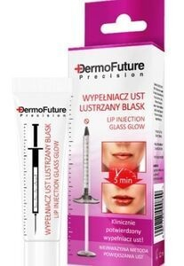 DERMOFUTURE PRECISION LIP INJECTION PLUMPER GLASS GLOW