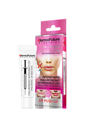 DERMOFUTURE PRECISION LIP INJECTION PLUMPER INTENSIVE 100% HYALURONIC ACID POWER