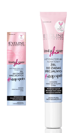 EVELINE COSMETICS INSTA SKIN CARE ANTIBACTERIAL POINT GEL AGAINST IMPERFECTIONS & PIMPLES