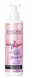 EVELINE COSMETICS INSTA SKIN CARE DEEPLY CLEANSING FACE WASH GEL WASH OFF