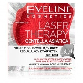 EVELINE COSMETICS LASER EVELINE COSMETICS LASER THERAPY AZIATICA 50+ - WHOLESALE OFFER 100PCS