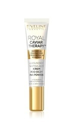 EVELINE COSMETICS ROYAL CAVIAR THERAPY EYE AND EYELID TENSION CREAM